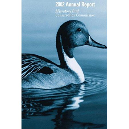 2002 Annual Report Migratory Bird Conservation Commission