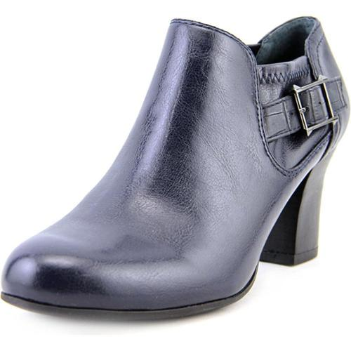 Franco Sarto Rapport Women Round Toe Synthetic Blue Bootie by Franco Sarto