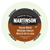 Martinson Coffee House Blend, RealCup portion pack for Keurig K-Cup Brewers, 96 Count