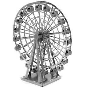 Fascinations Metal Earth 3D Laser Cut Model Ferris Wheel by Fascinations