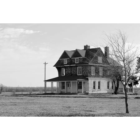 - Peel-n-Stick Poster of Historic Sites Fort Reno Building Historic Oklahoma Poster 24x16 Adhesive Sticker Poster Print