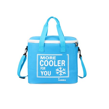 6L Portable Waterproof Insulated Lunch Box Light-weight Outdoor Picnic Food Bag Cold Thermal Storage Box