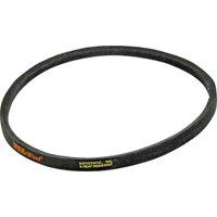 Rubber Industrial V-Belt, 3/8 x 32-In.