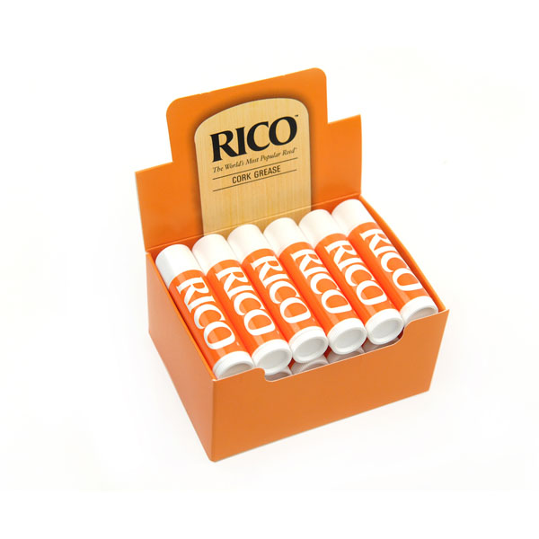Rico Cork Grease- Pack of 12 by Rico