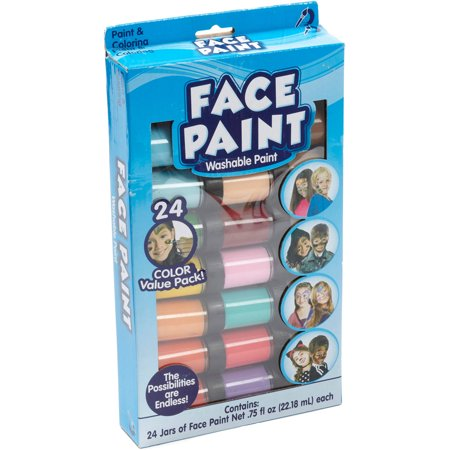 Washable Face Paint Walmart