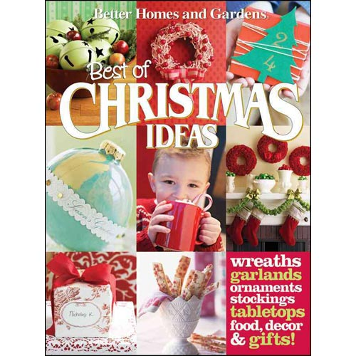 Better Homes and Gardens Best of Christmas Ideas
