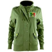Bob Marley - Military Juniors Jacket - Medium