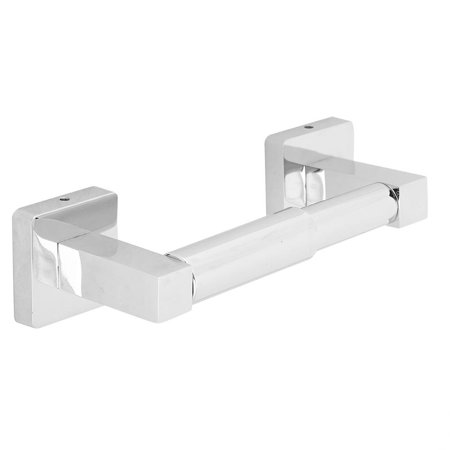Lv. life Stainless Steel Wall Mounted Roll Towel Paper Rack Holder Telescopic Rod for Home Bathroom, Toilet Paper Holder, Roll Paper Holder