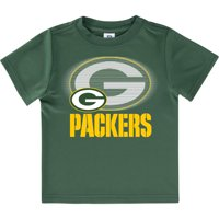 Toddler Green Green Bay Packers Team Primary T-Shirt