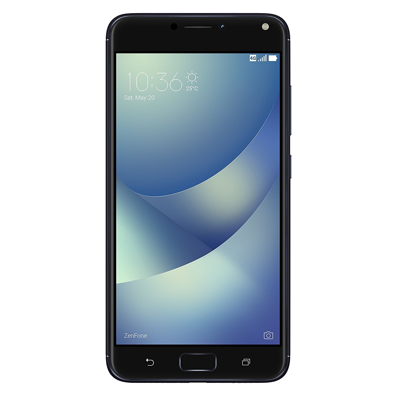Refurbished Asus ZenFone 4 32GB (GSM ONLY) Unlocked Dual Sim - Black ZC554KL-S430-3G32G-BK