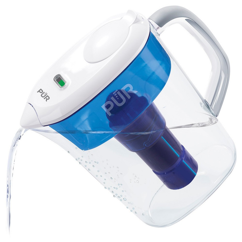 PUR Ultimate 7 Cup Pitcher with Lead Removal, PPT711W