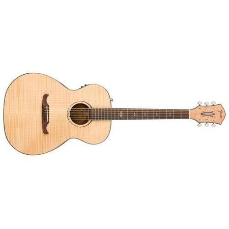 Fender T-Bucket 450-E Natural Flame Maple V3 Acoustic Electric Guitar -