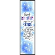 LPG Greetings Life Lines Good Friends by Lori Voskuil-Dutter Framed Textual Art