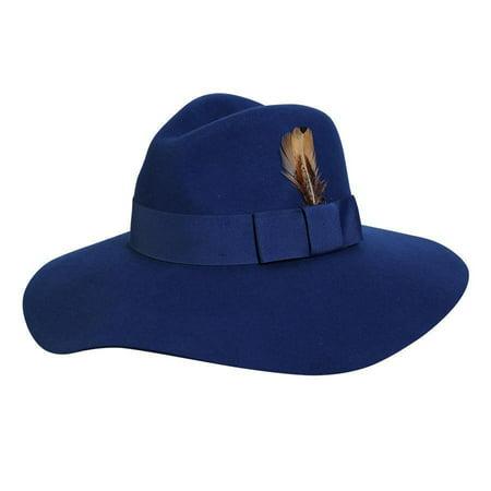 CONNER HATS - New Conner Hats Women s Allison Wool Hat - Walmart.com 438a5d0e64d