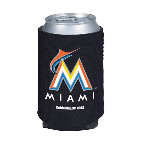 MLB - Miami Marlins Collapsible Can Koozie