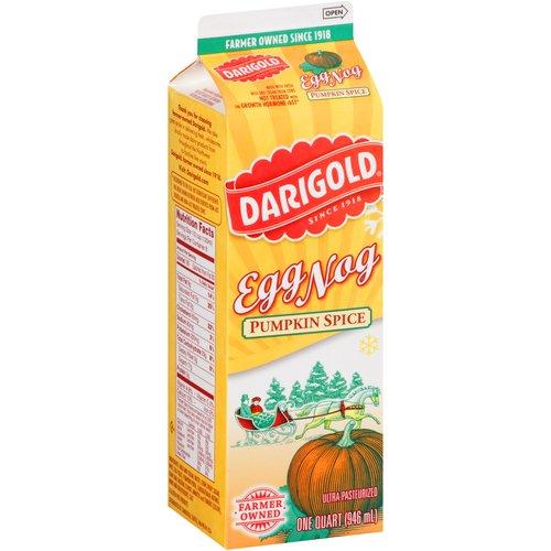 Darigold Pumpkin Spice Egg Nog, 1 qt