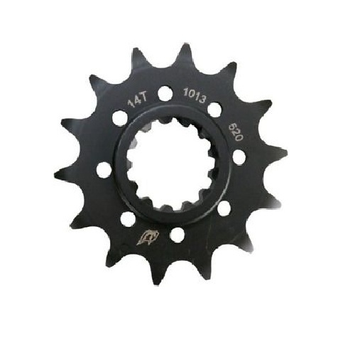 DRIVEN 520 Steel Front Sprocket 14T for Street HONDA RVT1000R (RC51) 2000-2001