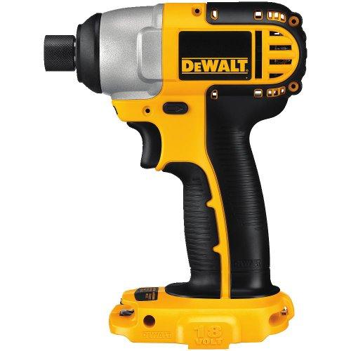 "Dewalt Dc825b 1/4"" [6.35mm] 18v Cordless Impact Driver [tool Only] - Driver Drill (dc825b)"