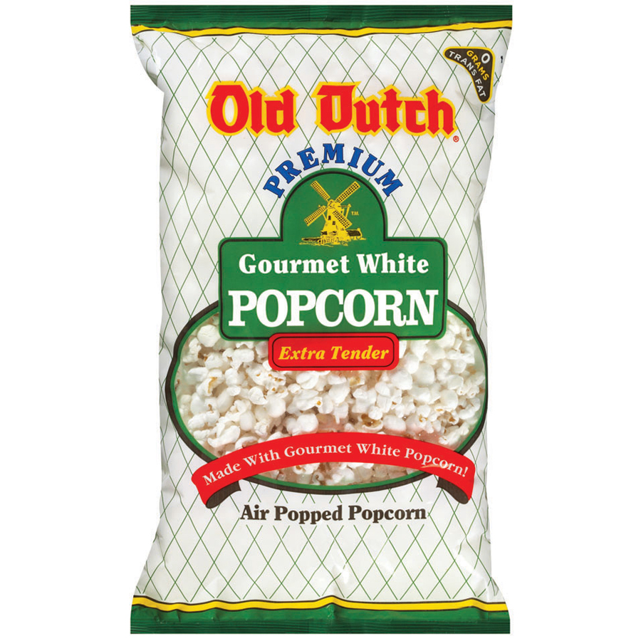 Old Dutch Gourmet White Popcorn 6 oz. Bag