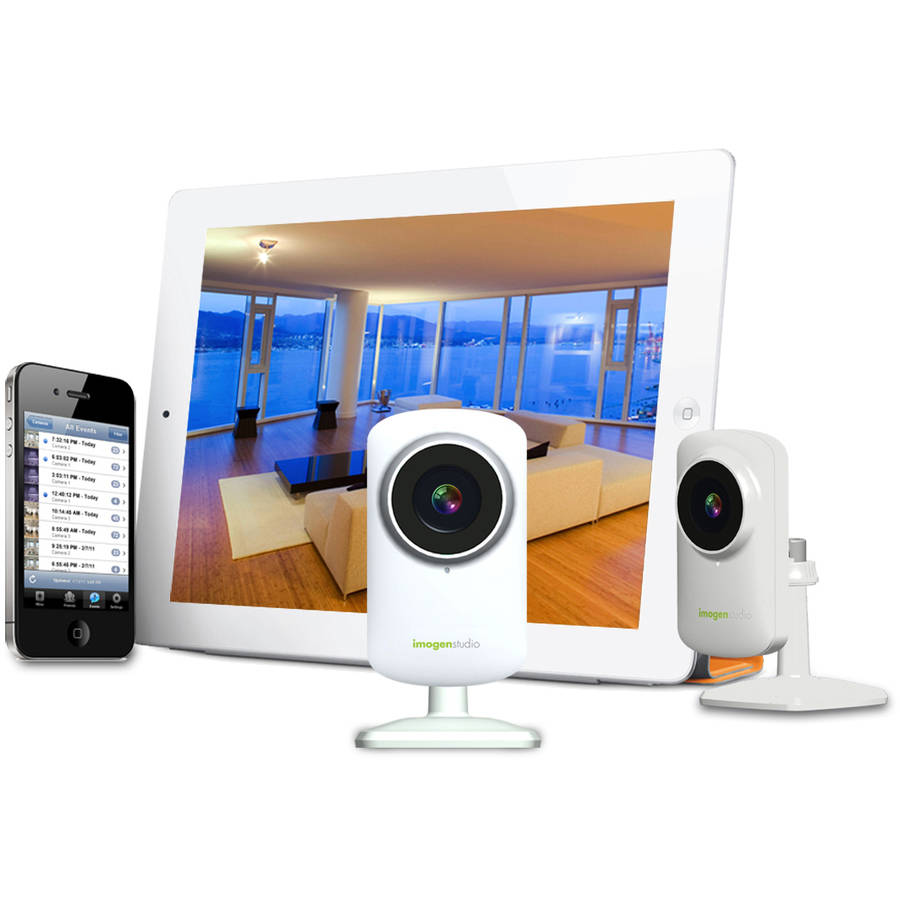 ImogenStudio +Cam Pro Wireless Video Monitoring Security Camera