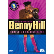 Benny Hill: Complete & Unadulterated 1982-85 (DVD) by ARTS AND ENTERTAINMENT NETWORK