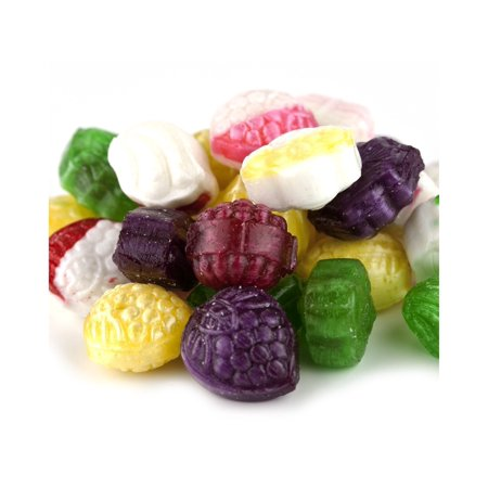 Christmas Mix 100% Filled Hard Christmas Candy 1 pound