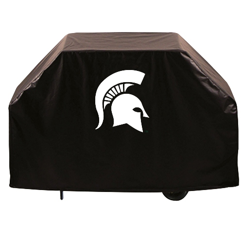 NCAA Grill Cover by Holland Bar Stool, 60'' - MSU Spartans