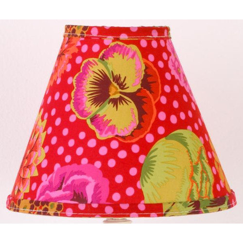 Cotton Tale 9'' Tula Cotton Empire Lamp Shade
