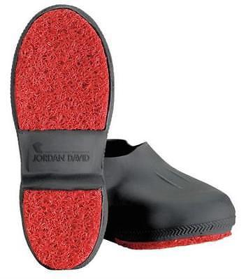 Overshoes, Mens, L, PULLON, Blk, Latex, PR by