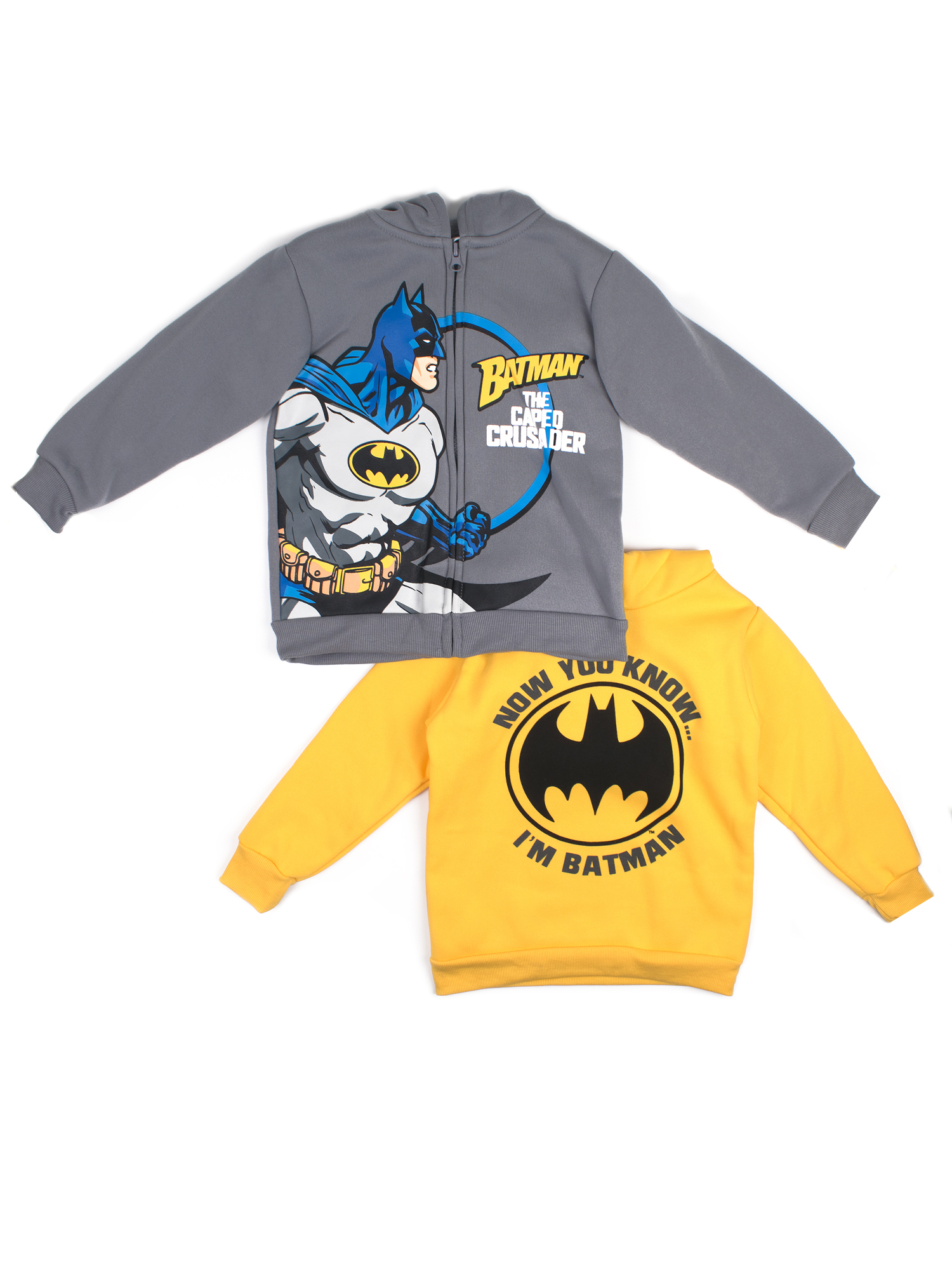 Graphic Hoodie 2 Pack (Little Boys)