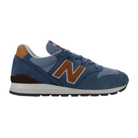 various colors a704a 84785 Mens New Balance 996 Made In USA Distinct Weekender Tan Blue M996DCC