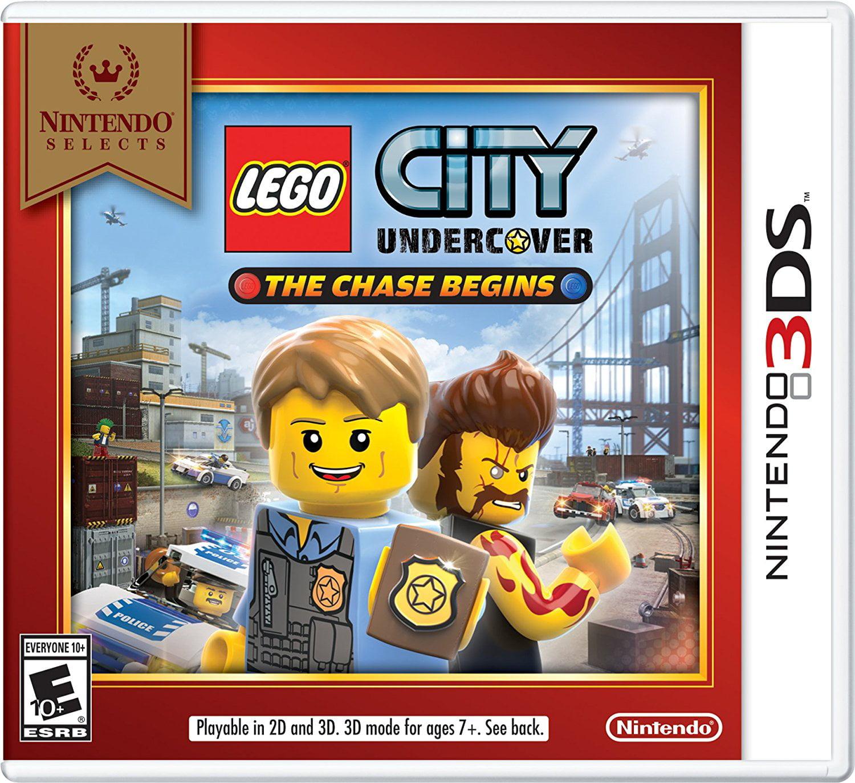 Nintendo Slcts Lego City Undercover 3d Walmart Com Walmart Com