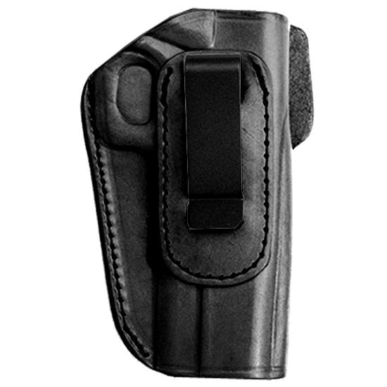 Tagua Four-In-One Holster, Inside the Pant, Fits Kel Tec, Ruger LCP with Laser, Right Hand, Black