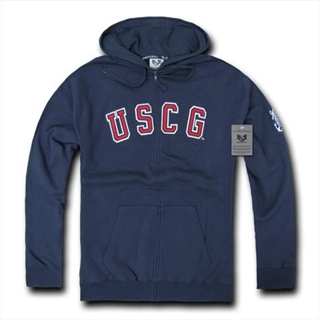 Big and tall hoodie sweatshirt US Coast Guard sweat shirt men/'s tall size