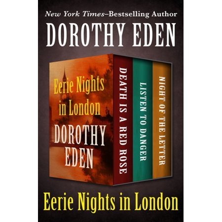 Eerie Nights in London - eBook - Halloween Night Out In London