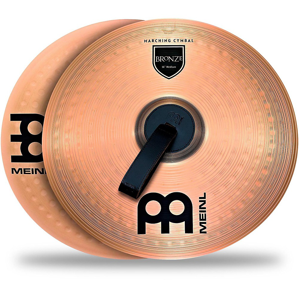 Meinl Bronze Marching Cymbal Pair 18 in.