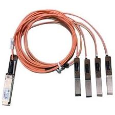 Cisco 10m 40G-Base QSFP to 4xSFP Fiber Optic Network Cabl...