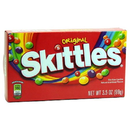 Product Of Skittles, Original , Count 1 (3.5 oz) - Sugar Candy / Grab Varieties & Flavors](Skittles Puns)