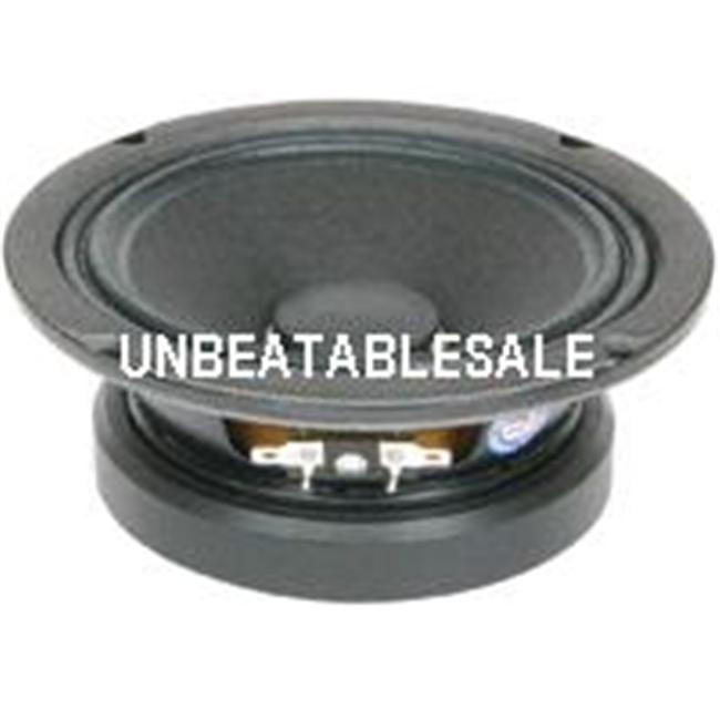 6 Inch Pro Mid Range Speaker; 200W Max; 8 Ohms - ALPHA6A