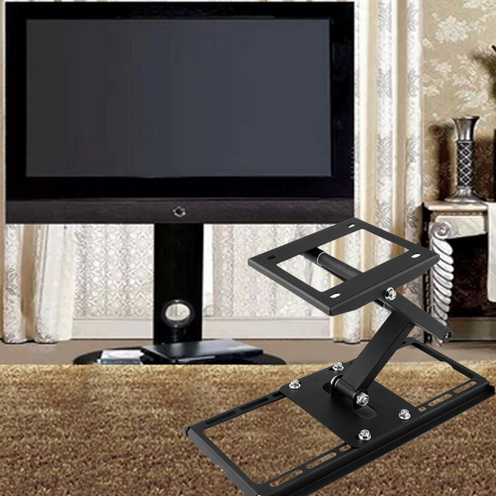 "26-55"" LCD LED 3D Plasma Full Motion Swing Arm TV Wall Mount Bracket Tilt Swivel"