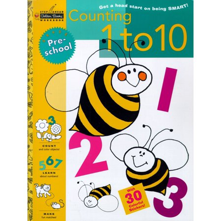Counting 1 to 10 (Preschool) - Halloween Counting Games Preschool