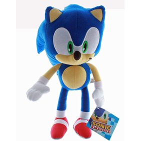 Great Eastern Ge 7088 The Hedgehog Classic Sonic Plush Walmart Com Walmart Com