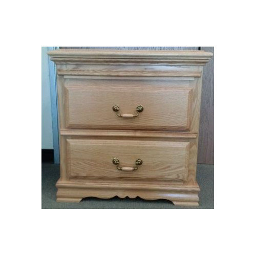 Bebe Furniture Country Heirloom 2 Drawer Nightstand
