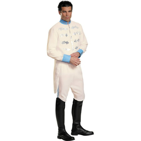 Cinderella And Prince Halloween Costumes (Prince Cinderella Men's Adult Halloween)