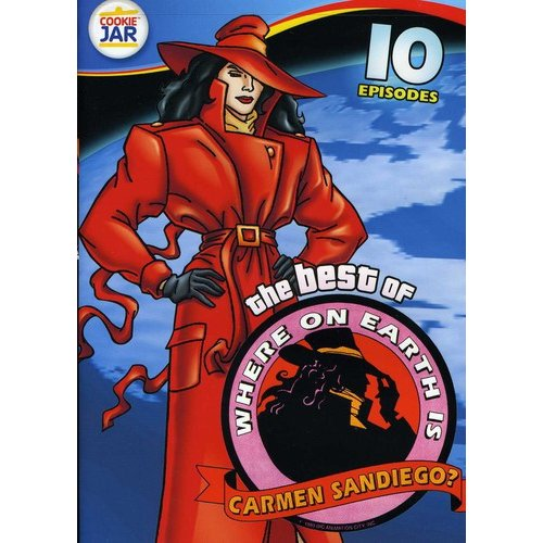 The Best Of Where On Earth Is Carmen Sandiego? (Full Frame)