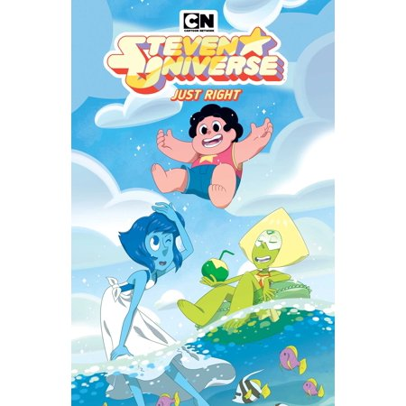 Steven Universe: Just Right (Vol. 4) - Steven Universe Shop