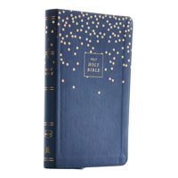 Nkjv, Thinline Bible Youth Edition, Leathersoft, Blue, Red Letter Edition, Comfort Print (Hardcover)