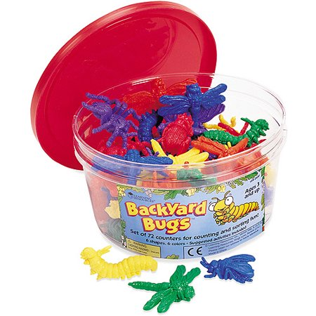 Bug Toys (Learning Resources Bug Counters)