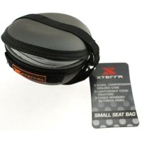 XTERRA Small Bike Bicycle Seat Bag Case with Universal Strap Zip NEW MSRP $19.99