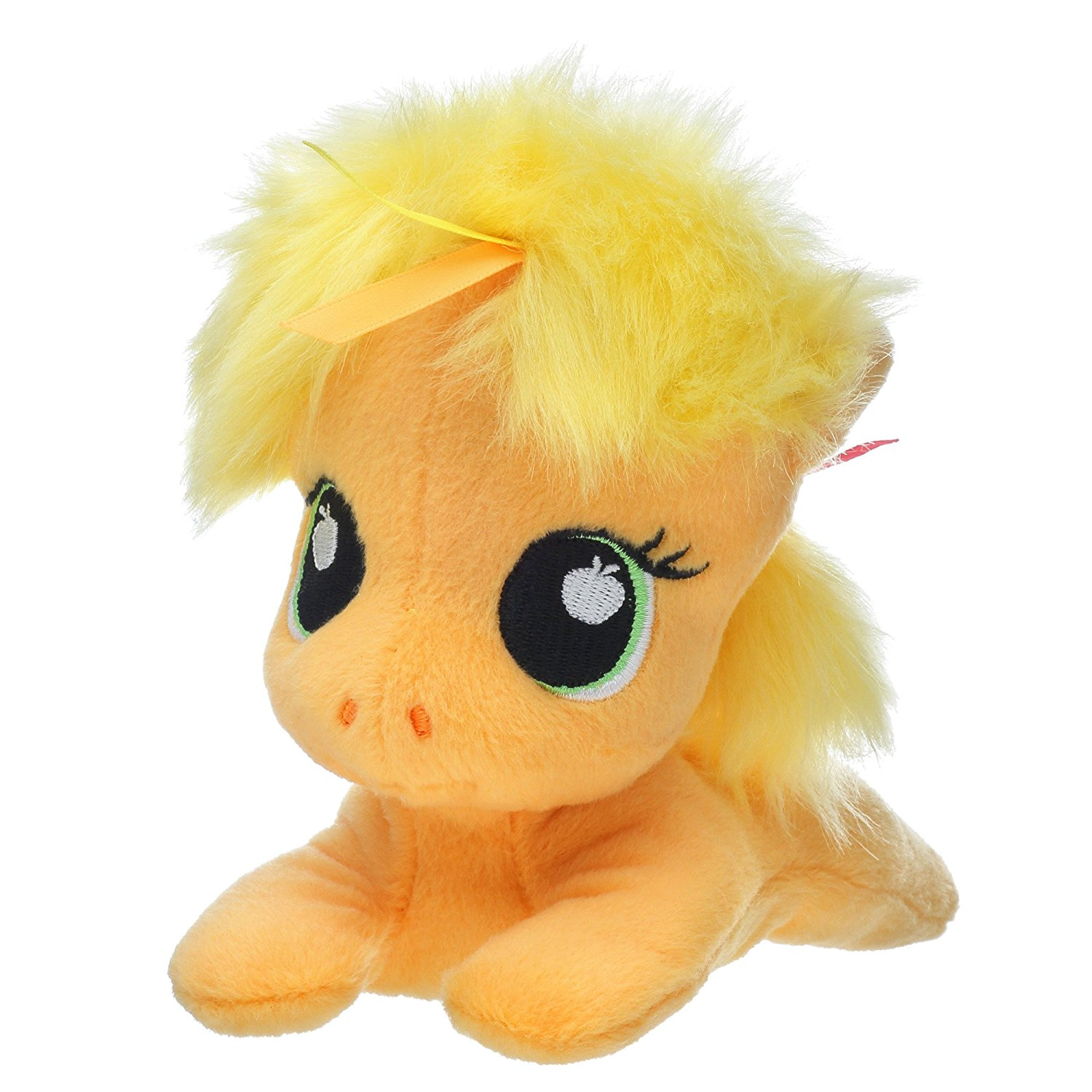 Friends My Little Pony Applejack 6-Inch Plush, A snuggly soft Applejack friend for little... by Playskool